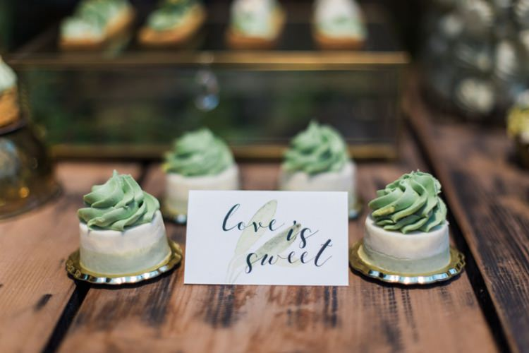 Conservatory Wood Dessert Love is Sweet Ferns Foliage Simple Natural White | Greenery Botanical Wedding Ideas https://lisadigiglio.com/