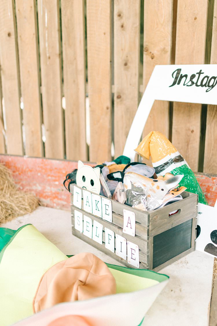 Photo Booth Props Rustic Summer Country DIY Barn Wedding http://sarahjaneethan.co.uk/