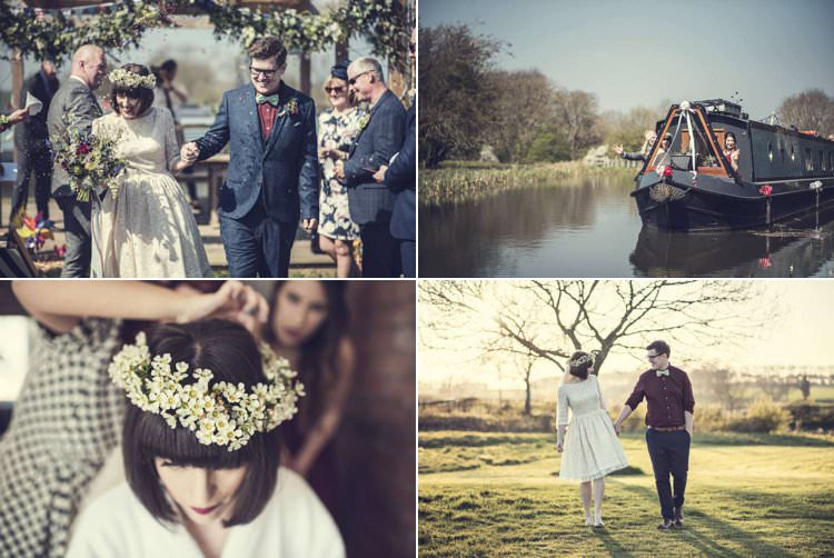 Quirky Seaside Inspired Farm Wedding in the Midlands http://www.thomasthomasphotography.co.uk/