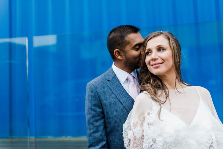 Bright Very Colourful Quirky Fun City Wedding London http://www.babbphoto.com/