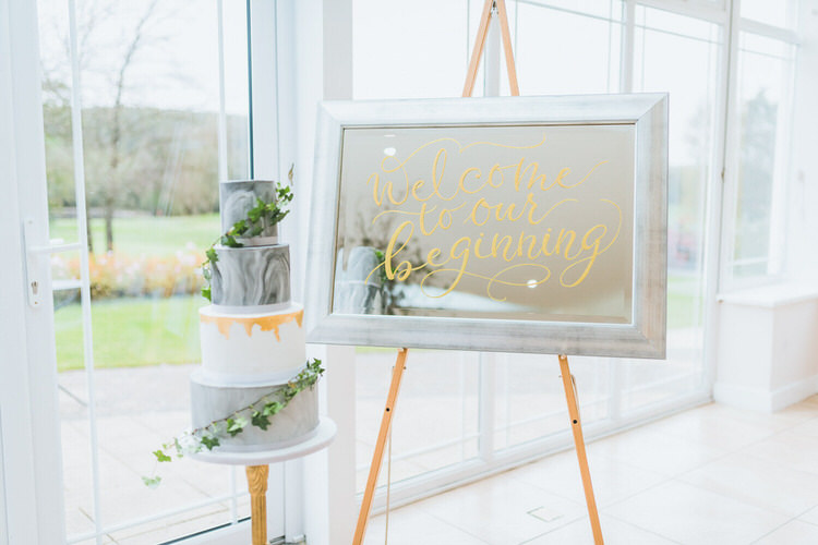 Welcome Sign Mirror Gold Calligraphy Natural Soft Outdoors In Wedding Ideas https://www.lewisfackrell.co.uk/