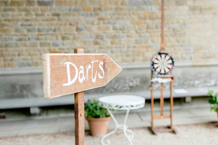 Darts Romantic Scenic Tuscany Destination Wedding http://ilariapetrucci.co.uk/
