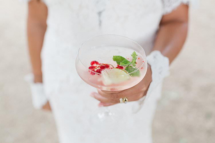 Cocktail Romantic Scenic Tuscany Destination Wedding http://ilariapetrucci.co.uk/
