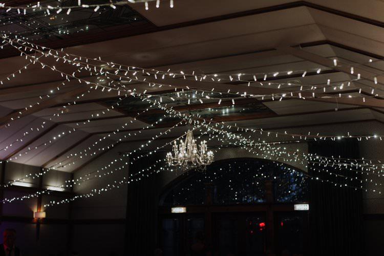 Fairy Lights Decor Ethereal Opulent Woodland Inspired Wedding http://jaynelindsay.com/