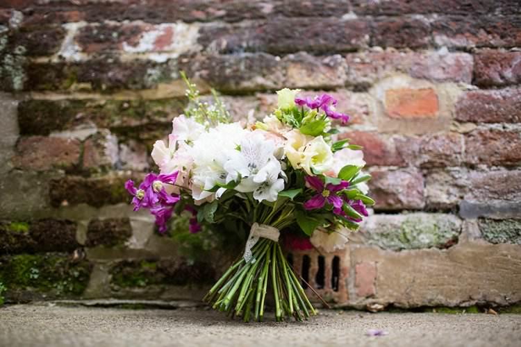 Bouquet Flowers Bride Bridal Pink White Pretty Floral Pastels Summer Wedding https://www.binkynixon.com/