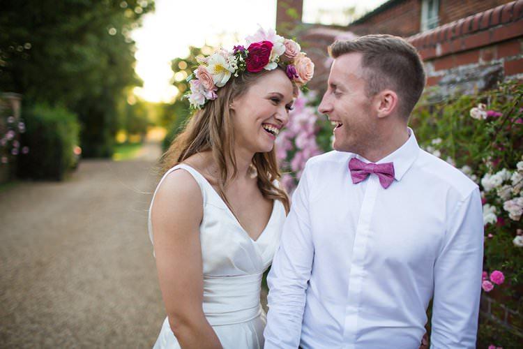 Pretty Floral Pastels Summer Wedding https://www.binkynixon.com/