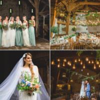 Eclectic & Whimsical Foliage & Edison Lights Wedding http://www.tobiahtayo.com/