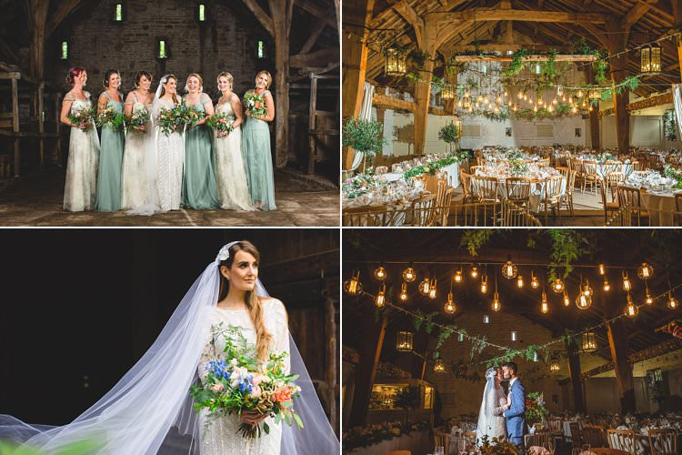 Eclectic & Whimsical Foliage & Edison Lights Wedding http://www.tobiahtayo.com/