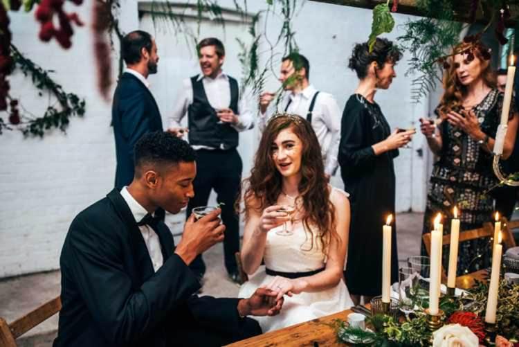 Celestial Feast Party Wedding Ideas http://www.threeflowersphotography.co.uk/