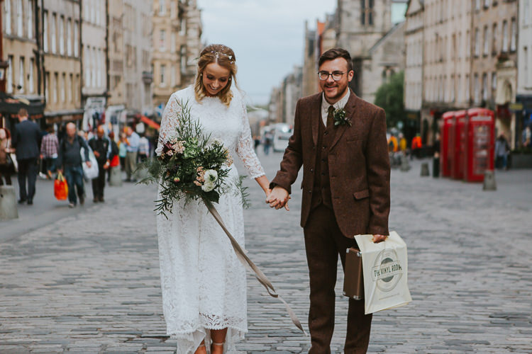 Cool Edinburgh City Elopement http://www.arcadiancity.co.uk/