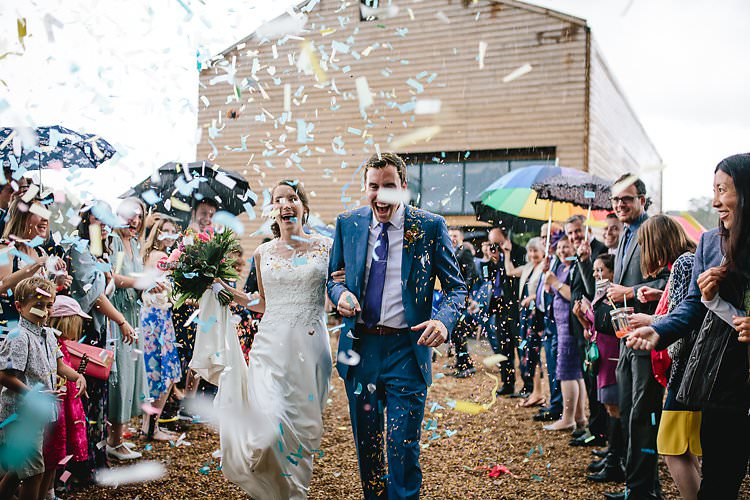 Confetti Throw Tropical Countryside Tipi Wedding https://parkershots.com/