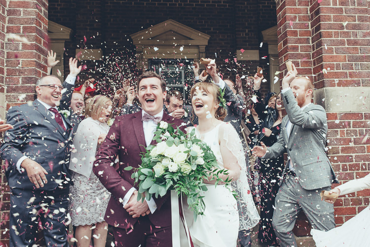 Greenery Burgundy City Autumn Wedding http://lisahowardphotography.co.uk/