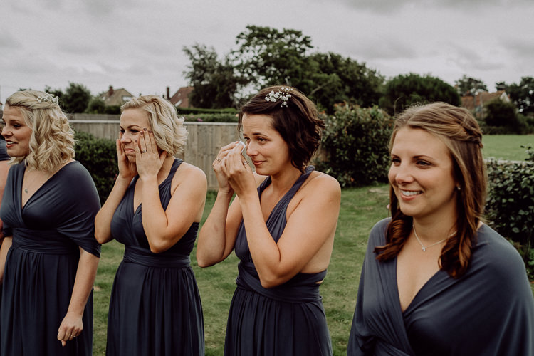 Grey Multiway Bridesmaid Dresses Long Stylish Rainy Festival Wedding http://albatrossandmariner.co.uk/