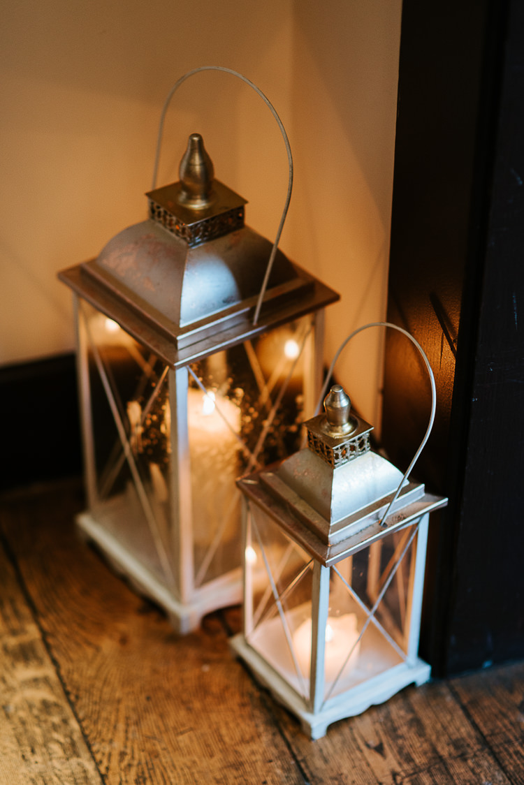 Decor Lanterns Light Romantic Candles Silver   Glitter Dinosaurs City Wedding https://struvephotography.co.uk/