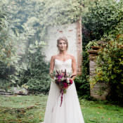 Outdoorsy Late Summer Marquee Wedding Ideas