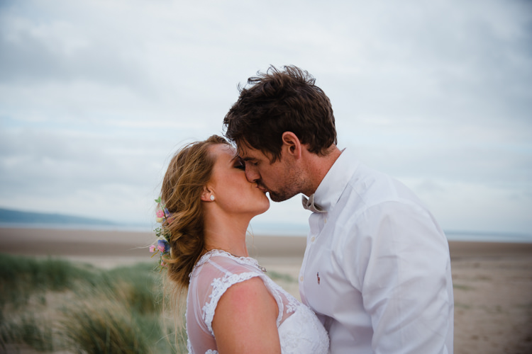 Relaxed Fun Beach DIY Wedding http://www.michellehuggleston.com/