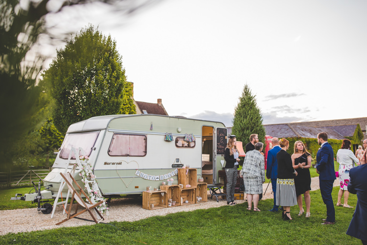 Caravan Photo Booth Rainbow Farm Creative Wedding http://www.livvy-hukins.co.uk/