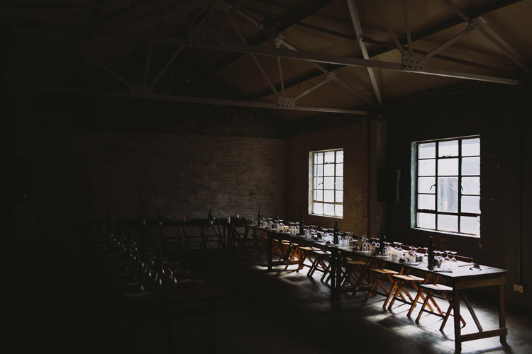 Alternative London Warehouse Wedding https://www.lukehayden.co.uk/