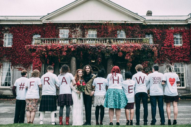 Opulent Eccentric Berry Gold Wedding https://mattaustinimages.co.uk/