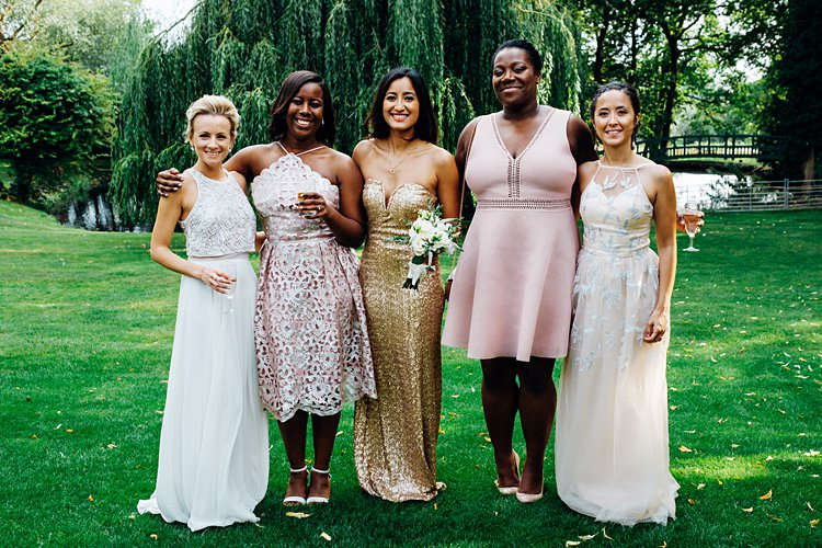 Stylish Country House Rave Wedding http://www.mariannechua.com/