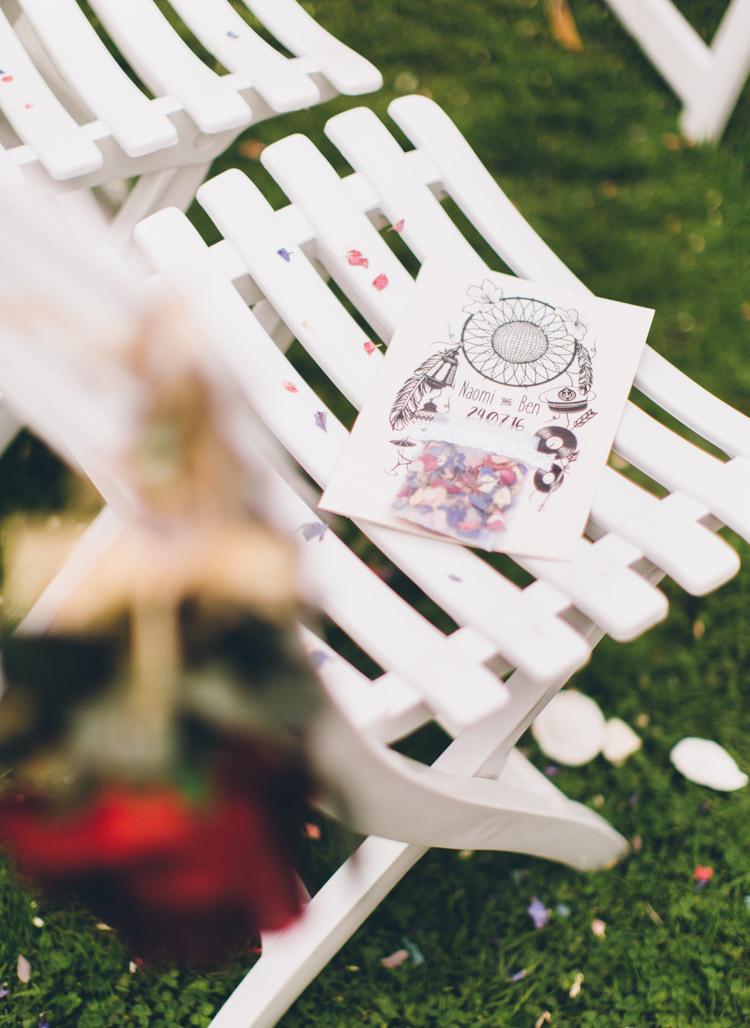 Order Service Confetti Envelopes Retro 70s Bohemian Summer Dream Wedding http://whitecatstudio.ie/