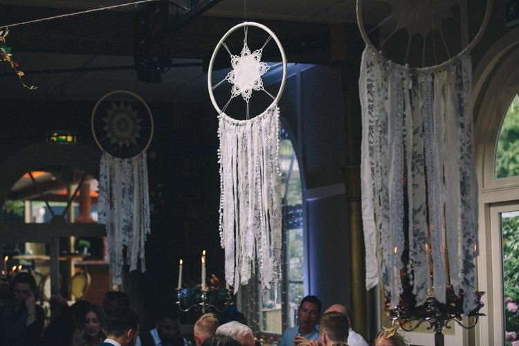 Dream Catchers Retro 70s Bohemian Summer Dream Wedding http://whitecatstudio.ie/