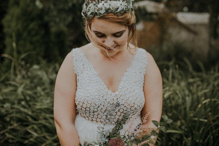 Bohemian Cool Raw Crystal Wedding Ideas https://lolarosephotography.com/