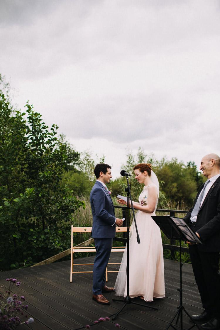 Joyful Homespun Humanist Farm Camping Wedding https://aniaames.co.uk/