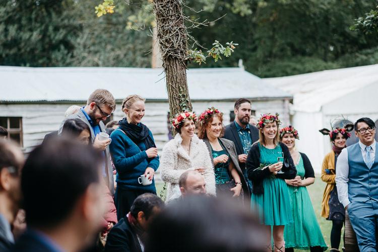 Folky Woodland Adventure Wedding https://elainewilliamsphoto.com/