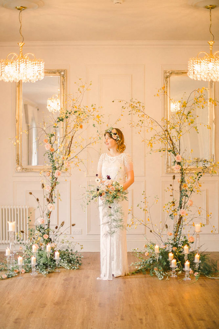Beautiful Fine Art Country House Wedding Ideas https://www.theblushingpeony.co.uk/