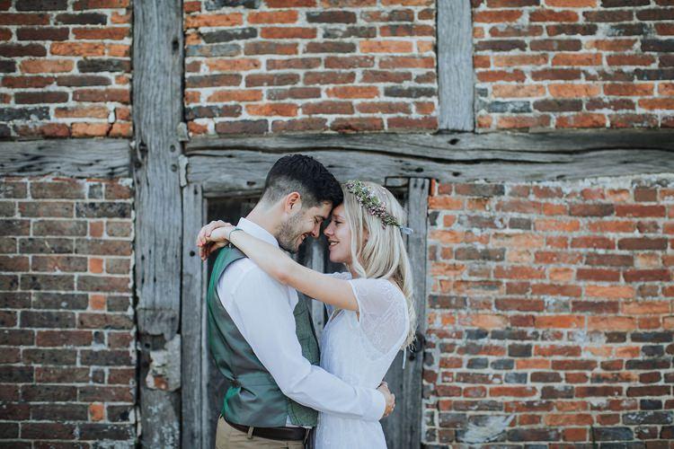 Rustic Homespun Country Chapel Barn Wedding Sussex http://www.olegssamsonovsphotography.com/