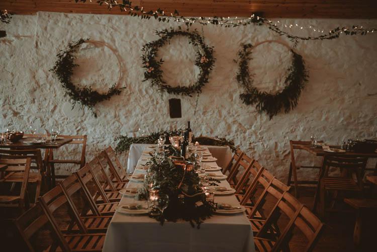 Barn Dalduff Farm Wedding Venue Scotland http://photomagician.co.uk/