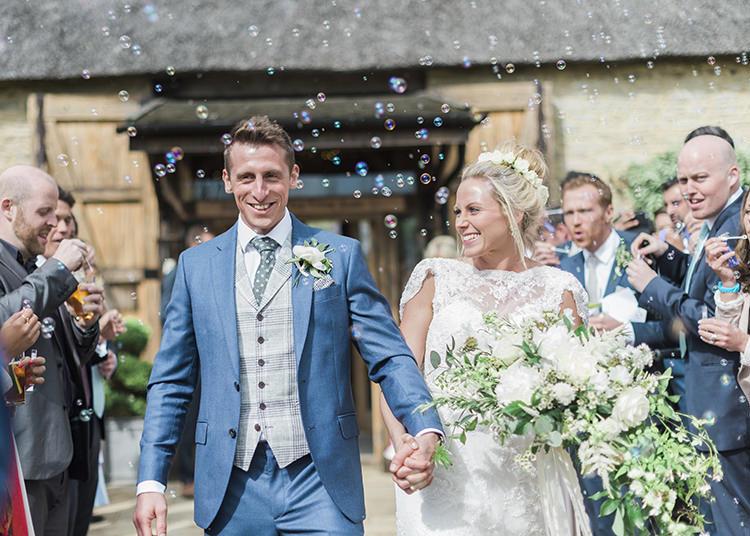 Bubbles Confetti Darling Fresh Bohemian Barn Wedding https://razia.photography/