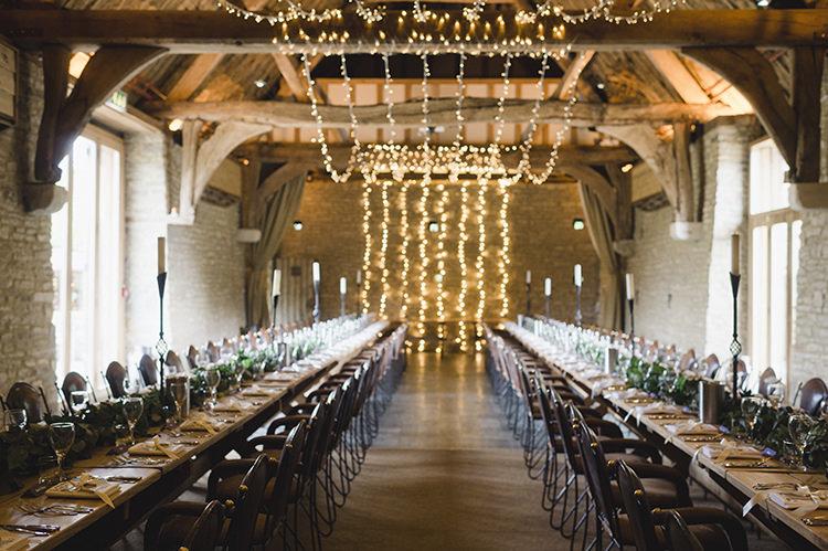 Fairy Lights Darling Fresh Bohemian Barn Wedding https://razia.photography/
