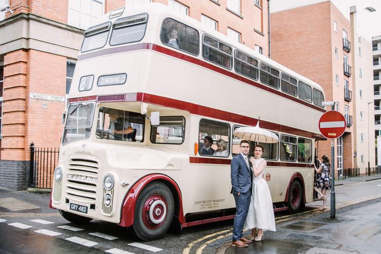 Fun DIY Wedding New Walk Museum Leicester https://www.daniellefrancescaphotography.com/