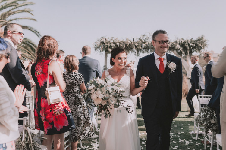Sage Green Mediterranean Destination Wedding Spain https://www.kinoortega.com/