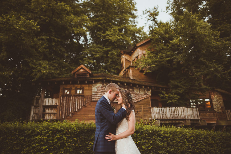 Rustic Relaxed Woodsy Alnwick Treehouse Northumberland Wedding http://www.mattpenberthy.com/
