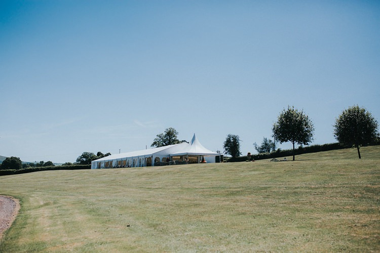 Stylish Homemade Country Summer Marquee Wedding Millers of Netley Shropshire http://www.joboultonphotography.com/
