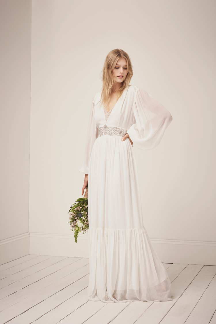French Connection Modern Bridal Wedding Wear Dresses