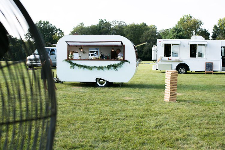 Outdoor Summer Field Rustic Marquee Tipi Tent Wood Greenery Street Food Pizza | Black Tie Carnival Wedding Hot Air Balloon http://www.makingthemoment.com/
