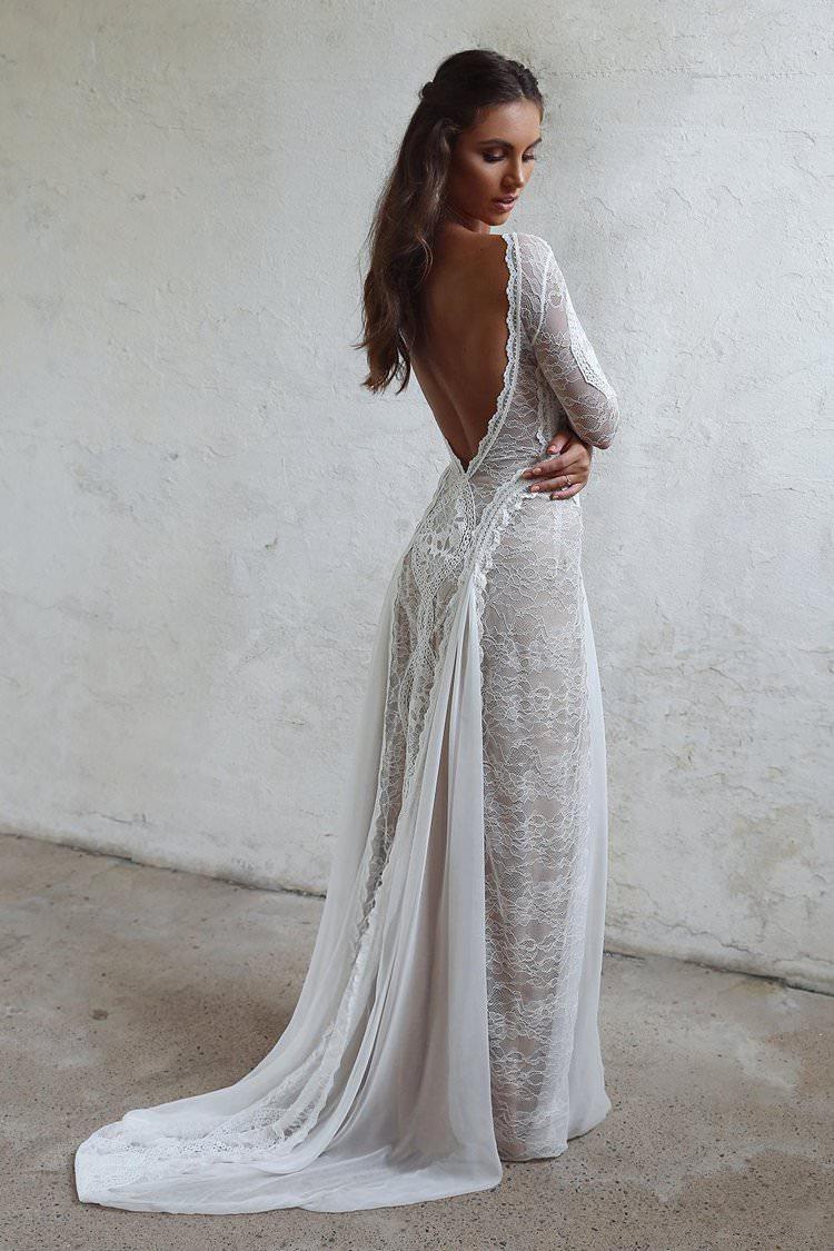Grace Loves Lace Inca Sample Sale London UK Bridal
