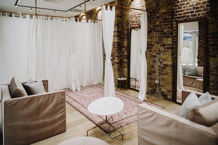 Grace Loves Lace London Showroom UK
