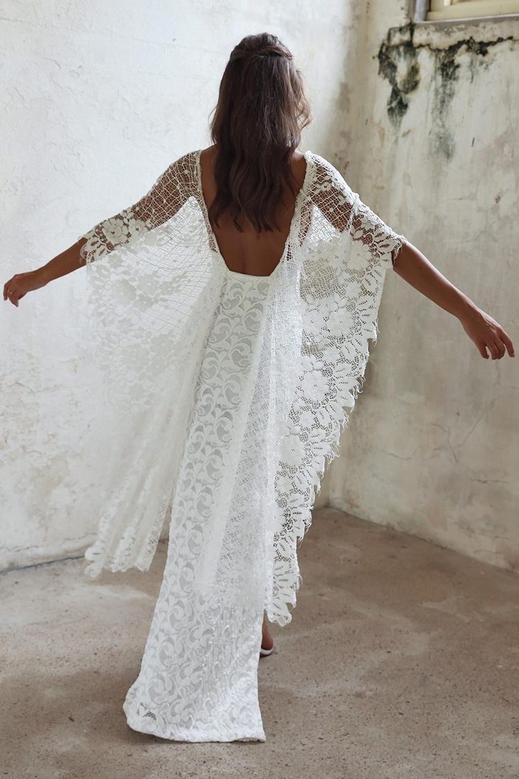 Grace Loves Lace Verdelle Sample Sale London UK Bridal