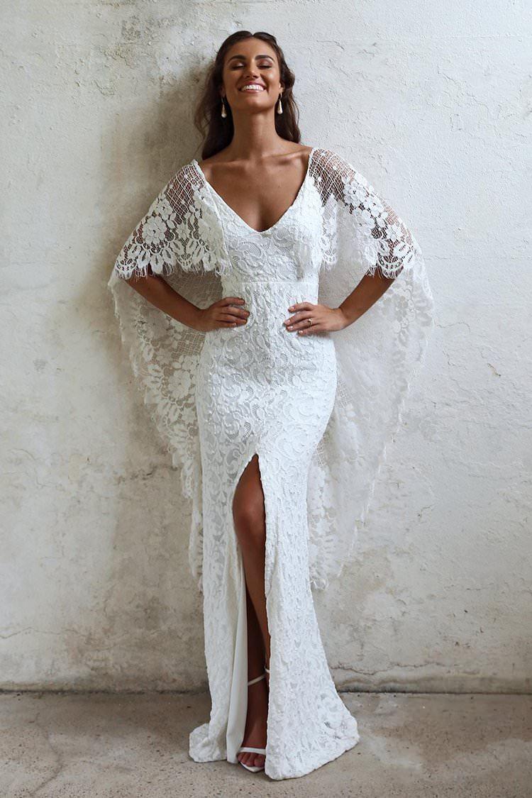 Grace Loves Lace Verdelle Sample Sale London UK Bridal