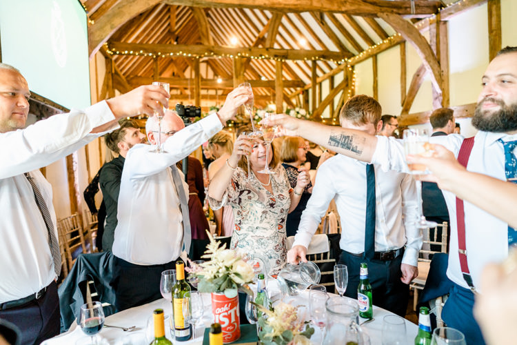 Nostalgic Honest British Loseley Park Wedding Surrey https://www.johnbarwoodphotography.co.uk/