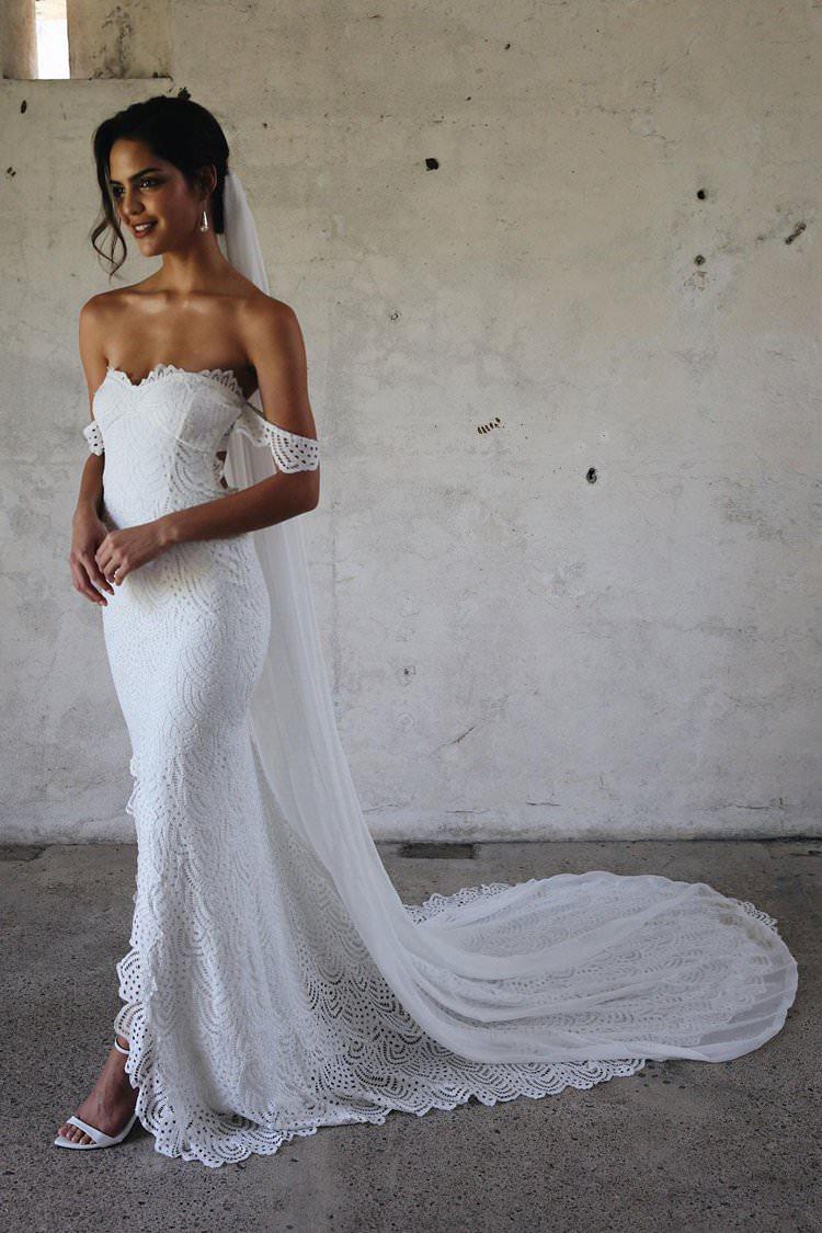 Grace Loves Lace Paloma Sample Sale London UK Bridal