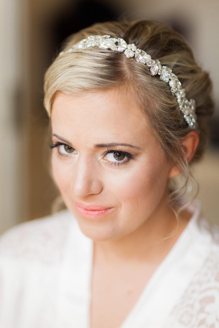 Make Up Bride Bridal Beauty Hazy Summer Lavender Grey Wedding Cripps Barn Cotswolds http://jobradbury.co.uk/