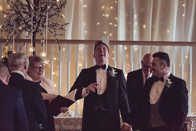 Magical Wonderland Askham Hall Wedding Winter Tiree Dawson Photography