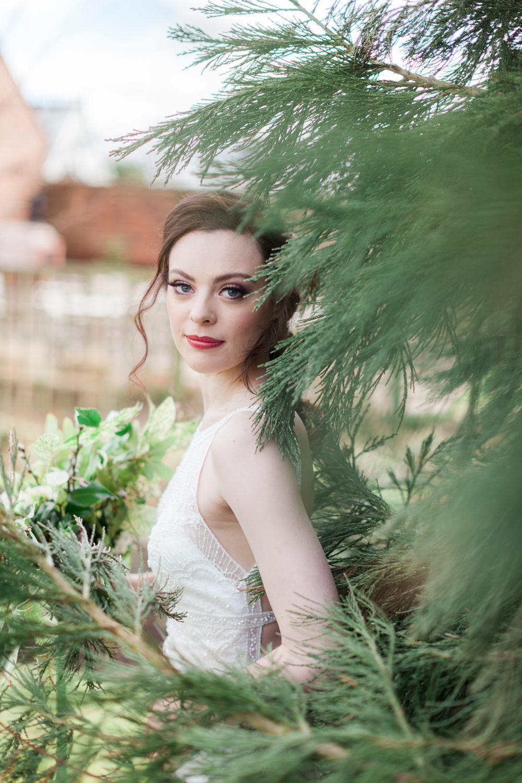 Botanical Macrame Glass House Wedding Ideas Jo Bradbury Photography