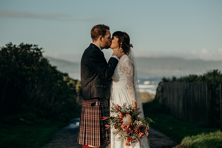 Beautifully Handmade DIY Village Hall Wedding in Scotland